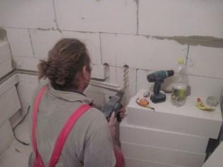 rekonštrukcia - práca