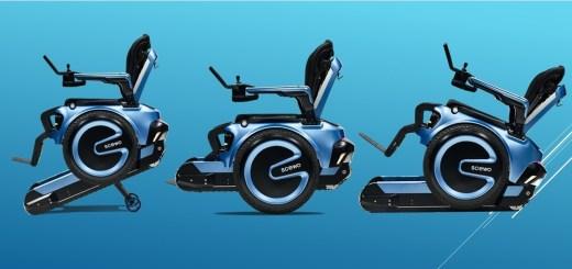 vozik scewo - prezentácia