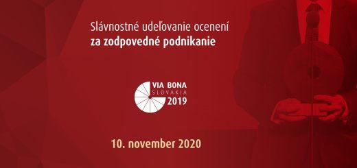 ViaBona 2019 pozvánka