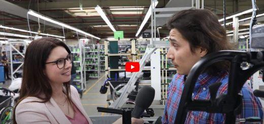 výroba invalidných vozíkov