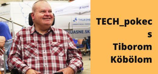 Tibor Köböl - techpokec