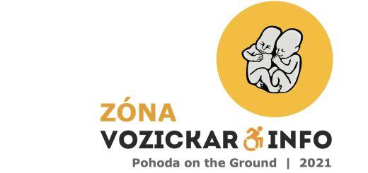 Zóna Vozickar.info festival Pohoda on the Ground