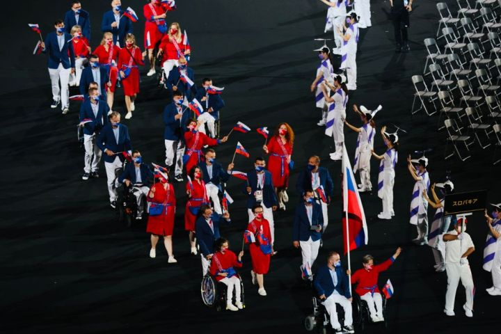 Slovenský paralympijský tím Tokio 2020