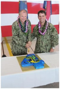 2014 VP-4 Change of Command 1