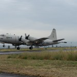SIGONELLA, Sicily (May 19, 2016) A P-3 Orion maritime patrol aircraft from Patrol Squadron (VP) Four taxis at Naval Air Station Sigonella, Sicily in preparation to take off in support of the search for Egyptair flight MS804. The U.S. Navy is providing a P-3 Orion in support of the Hellenic Armed Forces, the Joint Rescue Coordination Center in Greece, in response to a request by the U.S. Embassy in Athens, Greece for assistance in the search of the missing Egyptian aircraft. (U.S. Navy photo by Mass Communication Specialist 1st Class Tony D. Curtis/Released)