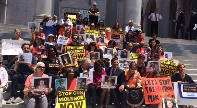 Join us at LA City Hall for National Day of Action to Prevent Gun Violence