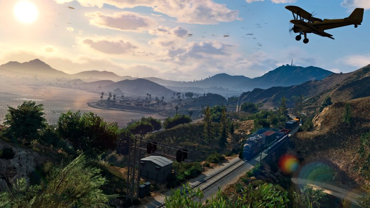 GTA V PC overview