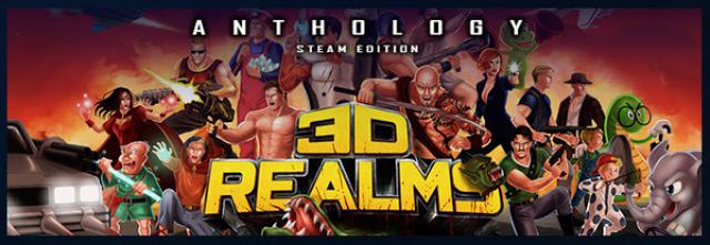 3D Realms Anthology Header