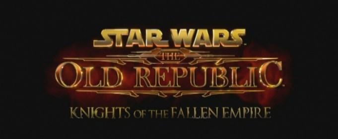 Knights of The Fallen Empire Splash