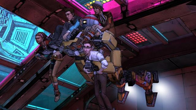 Tales From the Borderlands - Episode 3 Screen 5