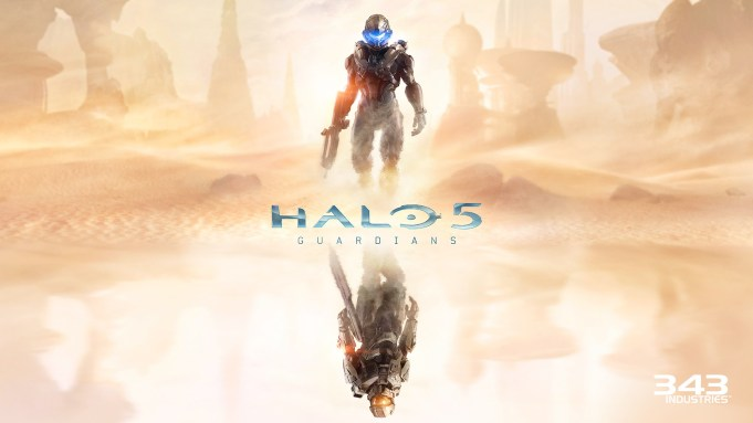 Halo 5: guardians splash