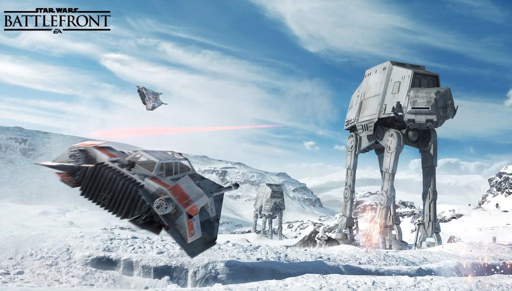 star wars battlefront splash