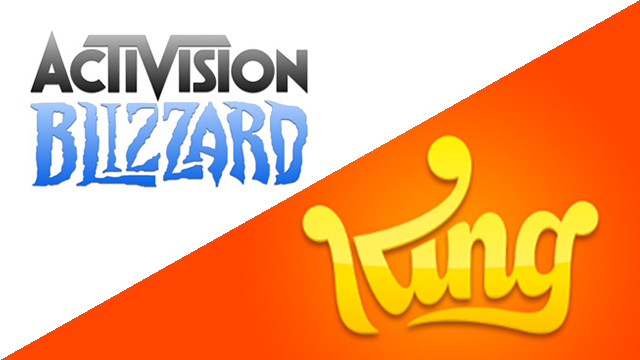activision king digital entertainment