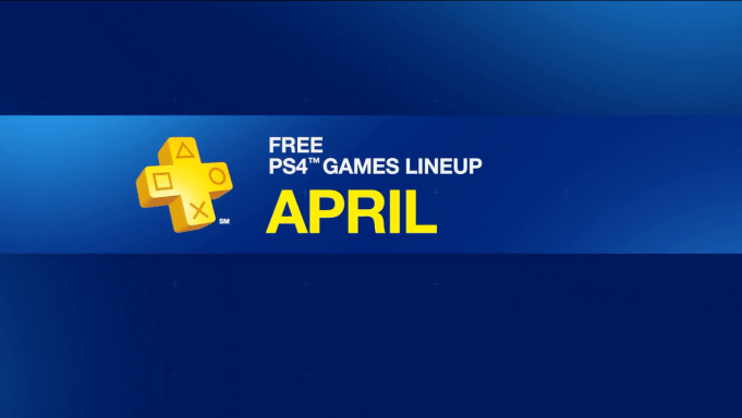 PlayStation Plus - April