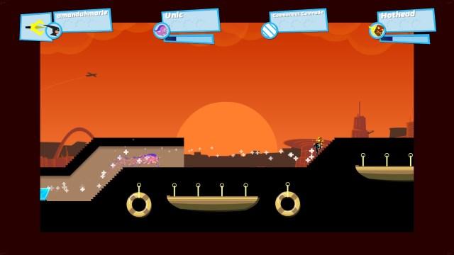 speedrunners gameplay