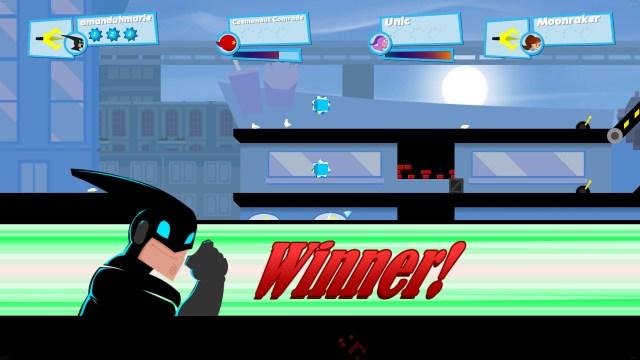 speedrunners winner