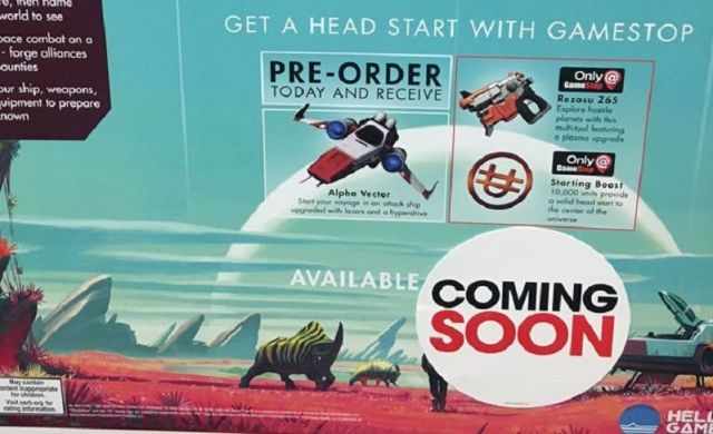 No Man's Sky Promo Materials - Coming Soon