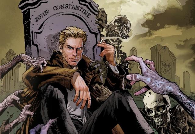 Injustice 2 Constantine