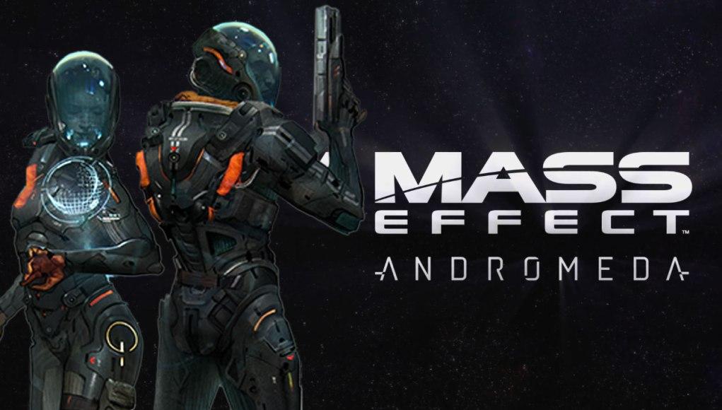 e3 2016 ea mass effect: andromeda