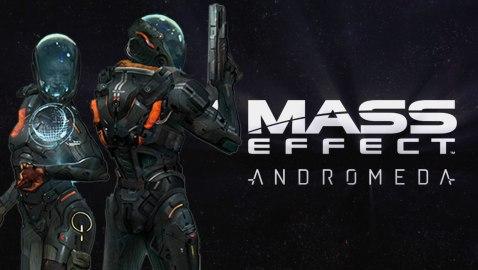 e3 2016 ea mass effect andromeda