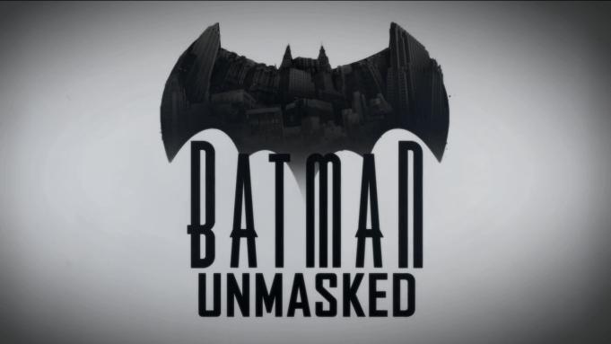 Batman: Unmasked