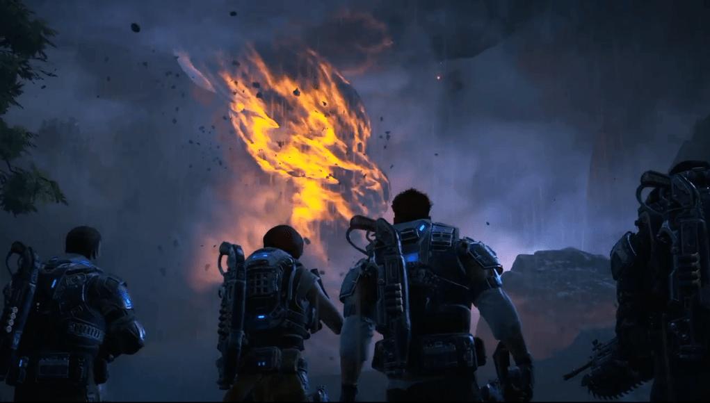 Gears of War 4 - Storm Gameplay