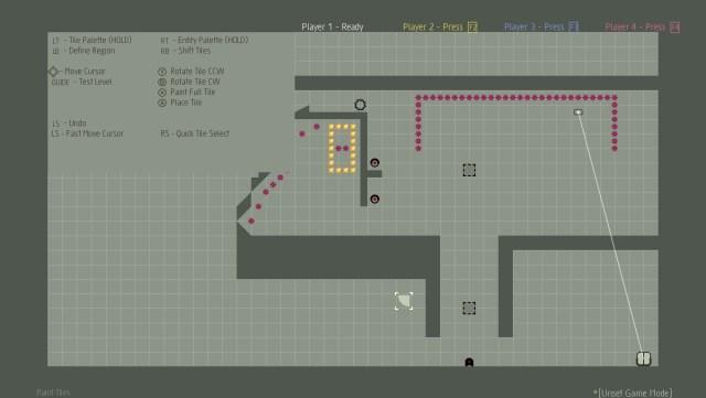 N++ level editor