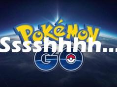 Pokémon GO - Niantic - Sshh