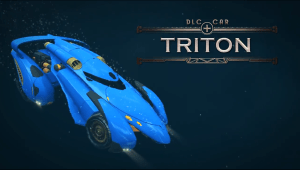 Rocket League - Aquadome - Triton