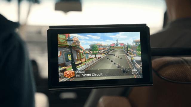 Nintendo Switch - Mario Kart 8
