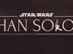 Han Solo Film Logo (Unofficial)