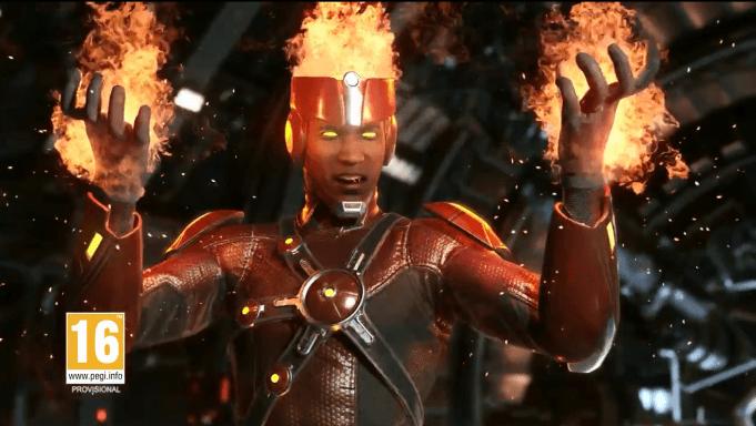 Injustice 2 - Firestorm