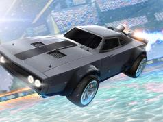 Rocket League x The Fate of the Furious - Dom Toretto's Ice Charger