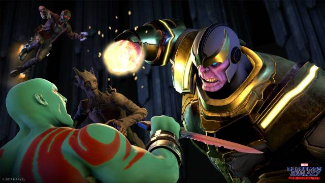 Telltale's Guardians of the Galaxy - Thanos