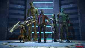 Marvel's Guardians of the Galaxy - 4