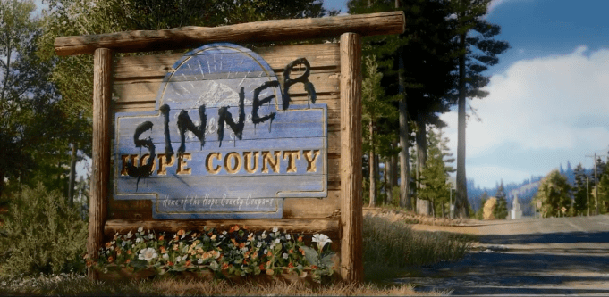 Far Cry 5 - Announce Trailer