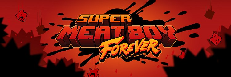 Super Meat Boy Forever Announced