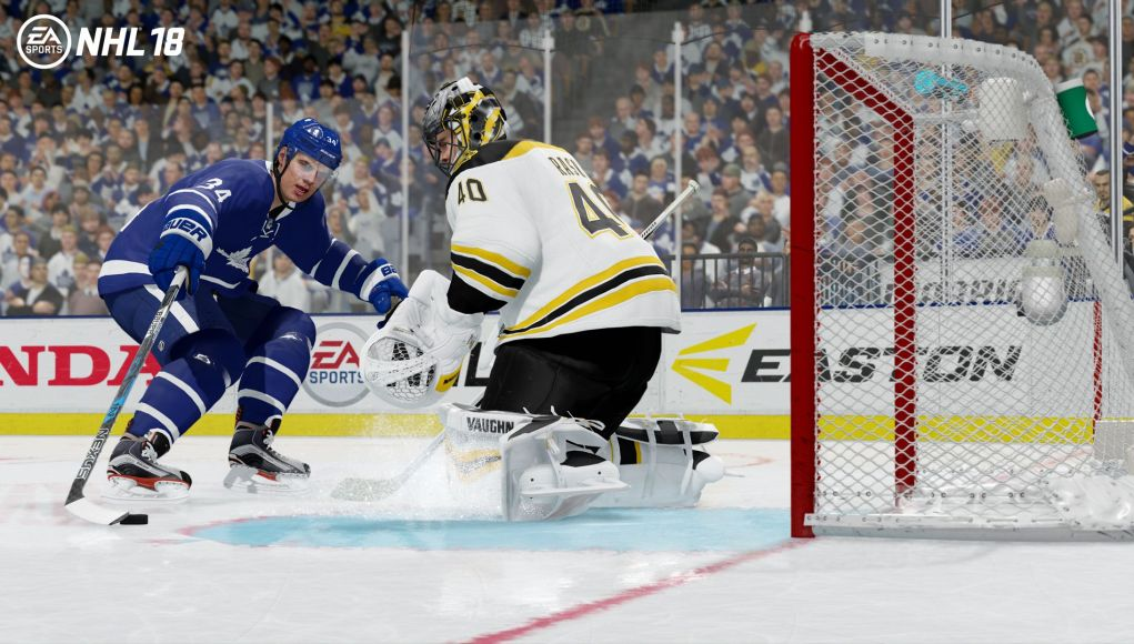 NHL 18 Update 1.02 Fixes Various Bugs
