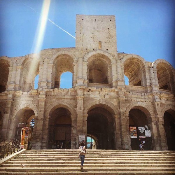 La Provenza di Van Gogh - Arles, anfiteatro romano