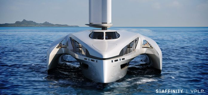 AFFINITY yacht