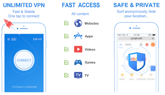 Sky VPN for PC