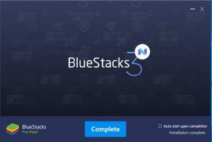 Download BlueStacks Offline Installer on Windows 10 - Step 3