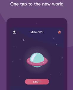 Metro VPN For PC