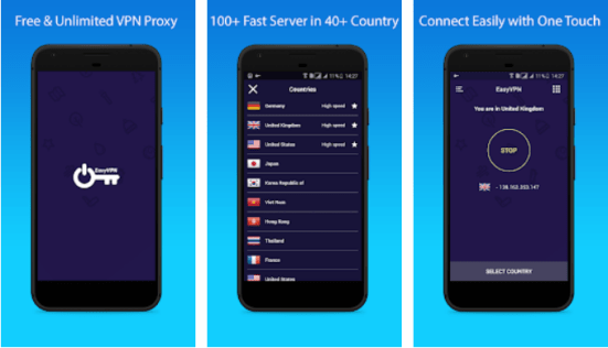 Easy VPN For PC