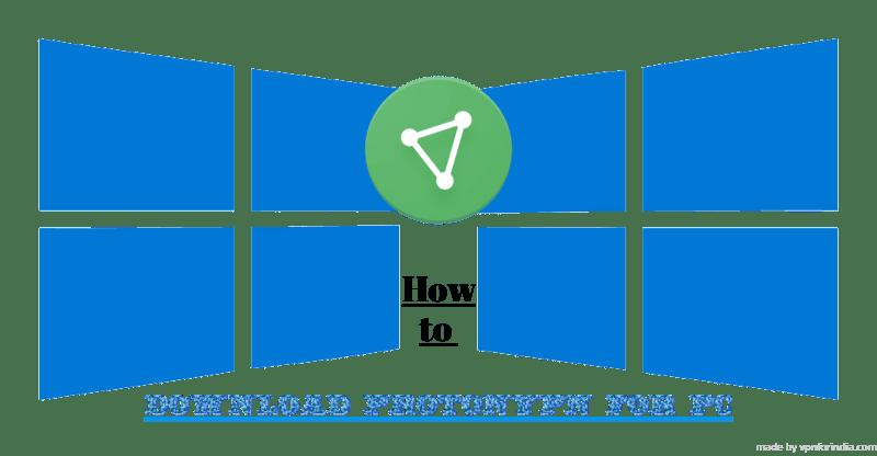 ProtonVPN for PC