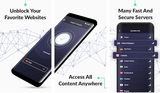 Unblock Websites VPN Proxy App for PC