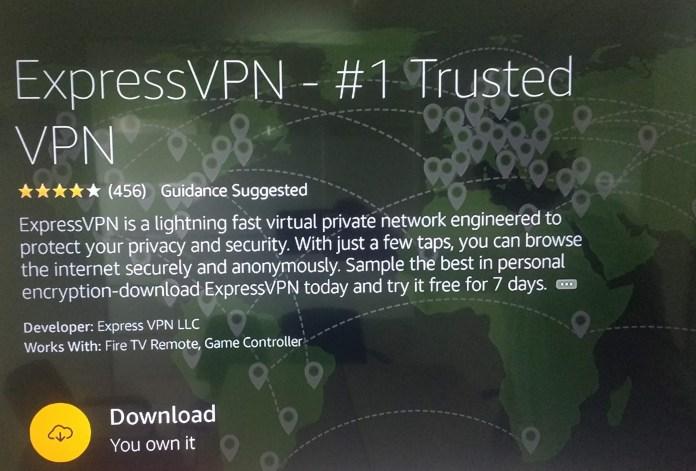 how to install a vpn amazon fire tv stick - expressvpn (2)