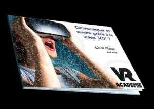 livre blanc communication immersive fond noir