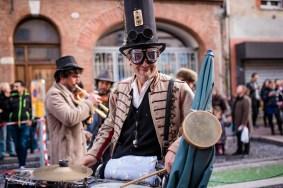 carnaval de Toulouse avec les Belly Warda