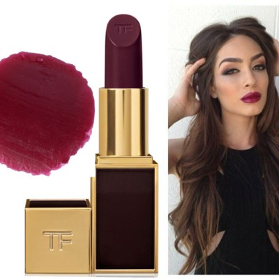 Deep-Plum-Lip